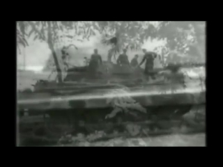 German King Tiger tank Tiger II , rare WW2 original movies documentation and art painting