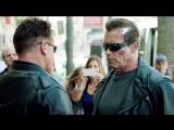 Арнольд Шварценеггер прикалывается перед премьерой «Терминатор: Генезис»