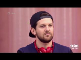 Dillon Francis - Tomorrowland, Belgium 2015-07-25