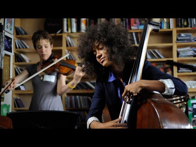 Esperanza Spalding NPR Music Tiny Desk Concert