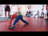 кикбоксинг тренировка детей с 4 до 7 лет