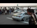 Crazy camber Kawashima Celica leaving the Nagoya Exciting Car Showdown