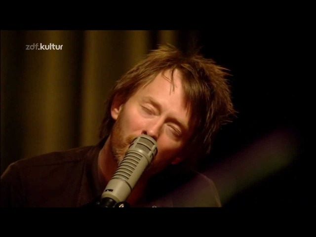 Radiohead in Rainbows From the Basement