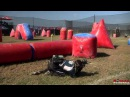 PSP World Cup 2010 Russian Legion vs Tampa Bay Damage Pro Paintball Sunday Highlights