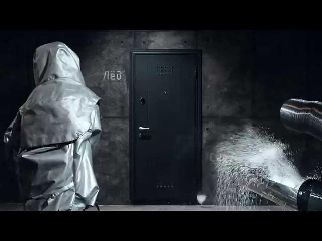 Дверь Super Omega 10 от Torex - холод не пройдет