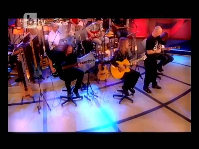 Judas Priest - Diamonds And Rust (acoustic) Live at Slavi show, BTV 17/06/2004