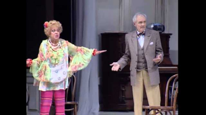 Квартет (2005) театр БДТ