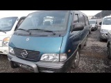 ssangyong istana 15seat 2001 for Cambodia