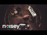 Madlib Makes a Beat w Sony's MVR - LA to Tokyo