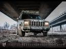 Jeep Cherokee 1998 - атошный тест-драйв