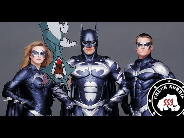 Обзор: Бэтмен и Робин