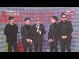20150128 제1회 가온차트 K-POP 어워드 god 지오디 5월 음원 수상