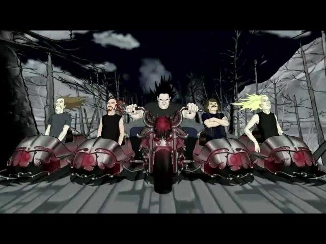 Metalocalypse Theme Opening (HD)