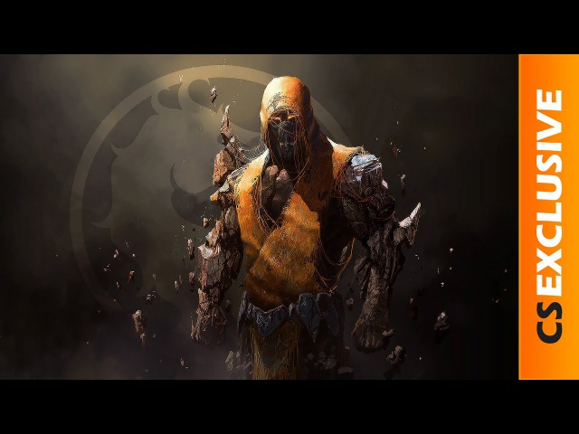 Mortal Kombat Tremor - Speed Painting ( Paint Tool SAI) | CreativeStation Exclusive