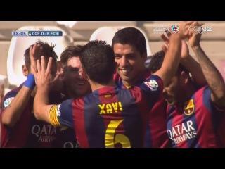 Cordoba vs Barcelona 0-8 All Goals 02/05/2015 HD