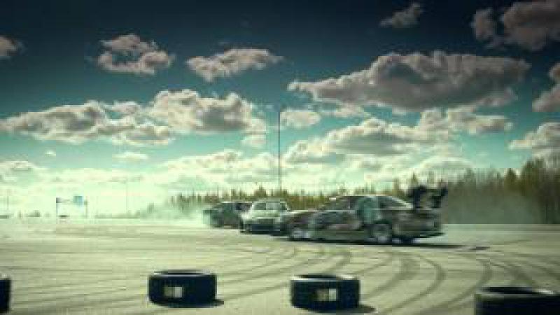 Раунд-Х Дрифт шоу / Round-X Drift show / Спасибо за Победу - Всероссийский дрифт тур коман...