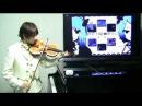 【巡音ルカ】ANTI THE∞HOLiCをヴァイオリンで演奏しますた【鏡音リン】