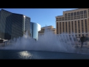 Bellagio Fountains - Las Vegas show