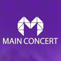 Логотип Концертное агентство MAIN CONCERT