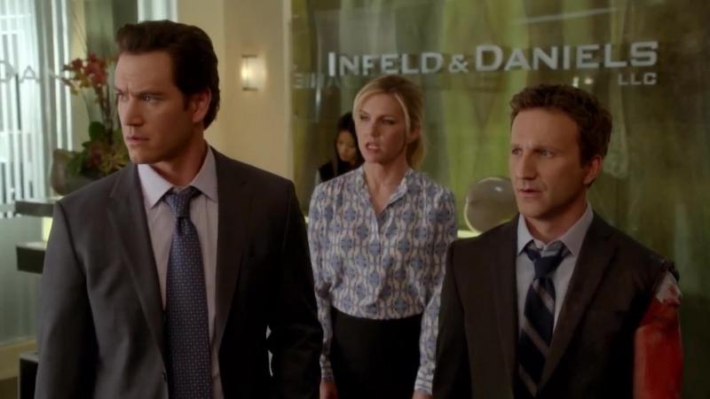 Франклин и Бэш / Компаньоны / Franklin Bash (1 сезон) Трейлер (ENG) [HD 720]