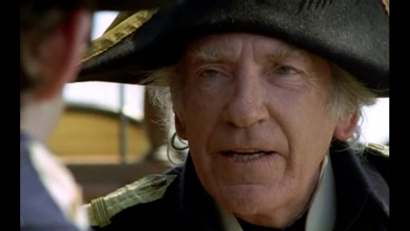 Horatio Hornblower (Episode 5 - Mutiny)