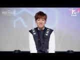 MelOn Premiere Шоукейс Ким Сонгю (Infinite): Kontrol & The Answer & Reply [rus sub]