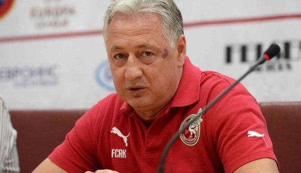 Ринат Билялетдинов: из этого поражения нужно извлечь положительные моменты и продолжать работать