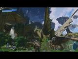 Scalebound  Дебютный геймплей  на русском языке
