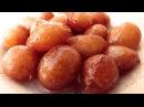 Лукумадес локма рецепт Сладкие пончики в сиропе