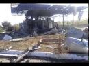 Разгром бандерофашистов под Луганском г.Лутугино 01.09.2014