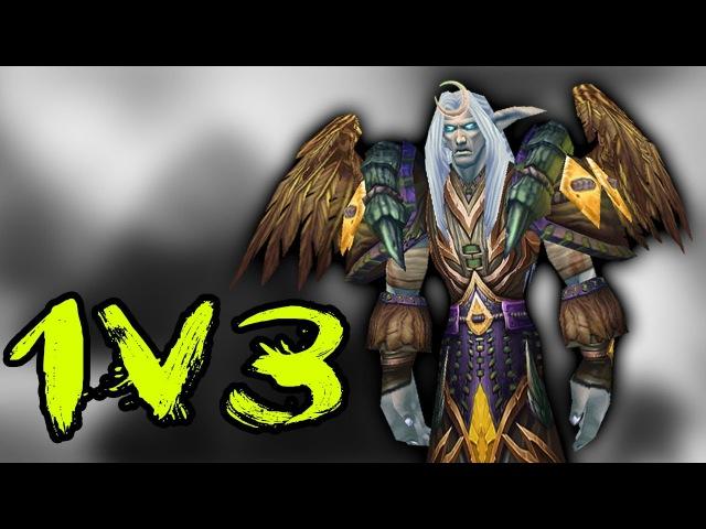 Thyraz | Balance Druid 1v3 Arenas