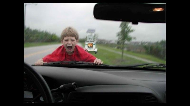 У детей НЕТ тормозов / Children do not have brakes / Kinder leben nicht Bremsen [vzames] 208