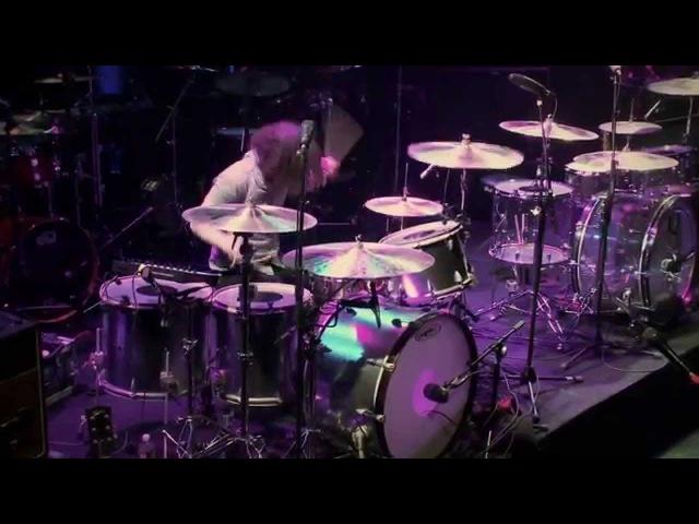 Ilan Rubin (Part I) -- Guitar Center Drum Off 2011