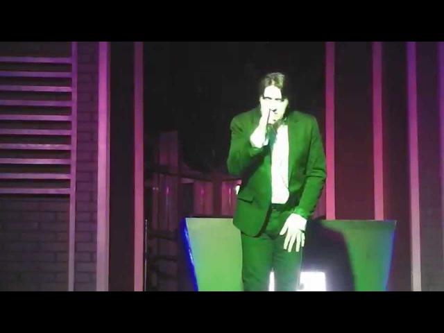 Владимир Трушин в концерте Юлианы Ян. Клуб Барвиха.2015