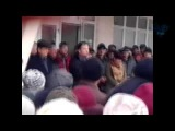 Эхо референдума, митинг на СВЗ. Стаханов. 31.03.2015