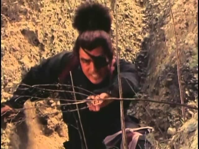 Kill Jubei! Sonny Chiba as Yagyu Jubei vs Samurai Army in Yagyu Conspiracy