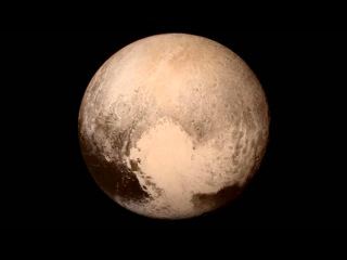 New Horizons At Pluto: A Heart Shaped Welcome