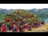 Ошо - Раджнишпурам, город медитирующих людей