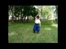 Видео урок, владение кнутом арапником № 1