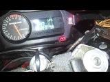 Проверка Самодельного Мото Реле-Регулятора Hyosung GT 650