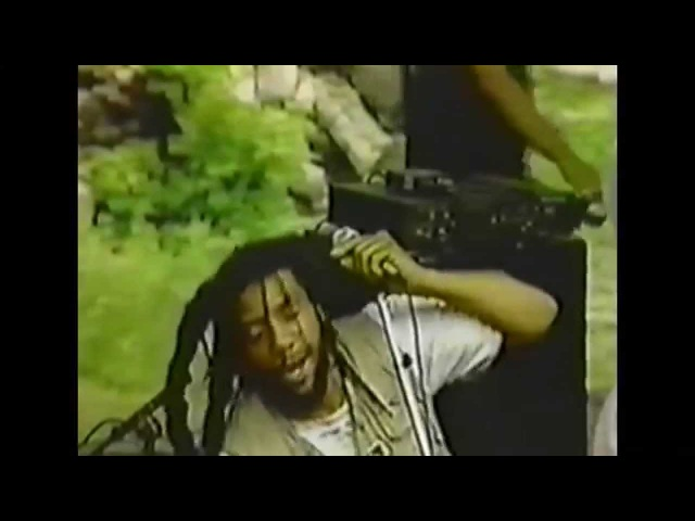 H.R. (from BAD BRAINS) 1990.05.28 - Reggae Fest (Woodbury) [PRO]