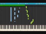 BELLA'S LULLABY (Twilight theme) - Carter Burwell piano tutorial by