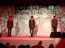 JYJ - Asia Pacific Aids Congress in Busan - In Heaven 26/08/2011
