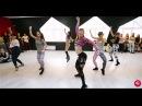 МК по FEMALE DANCEHALL в школе танцев STEP UP от Полины Hey Po (г.Москва)