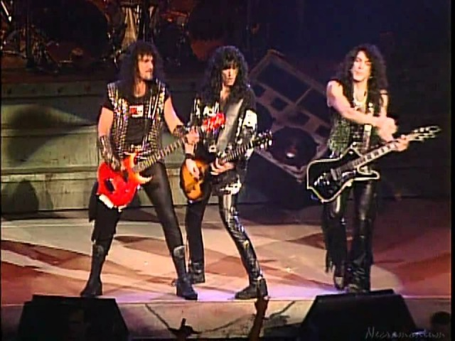 KISS - Deuce Detroit Rock City - The Palace of Auburn Hills, MI - 1992