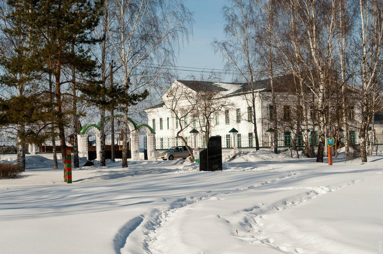 Бывший Успенский собор Осы, ныне музей
