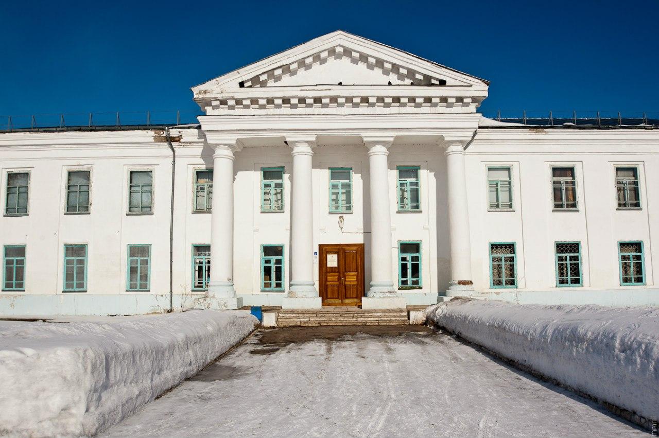 Успенский собор, построенный в 1790-1824, ныне Краеведческий музей