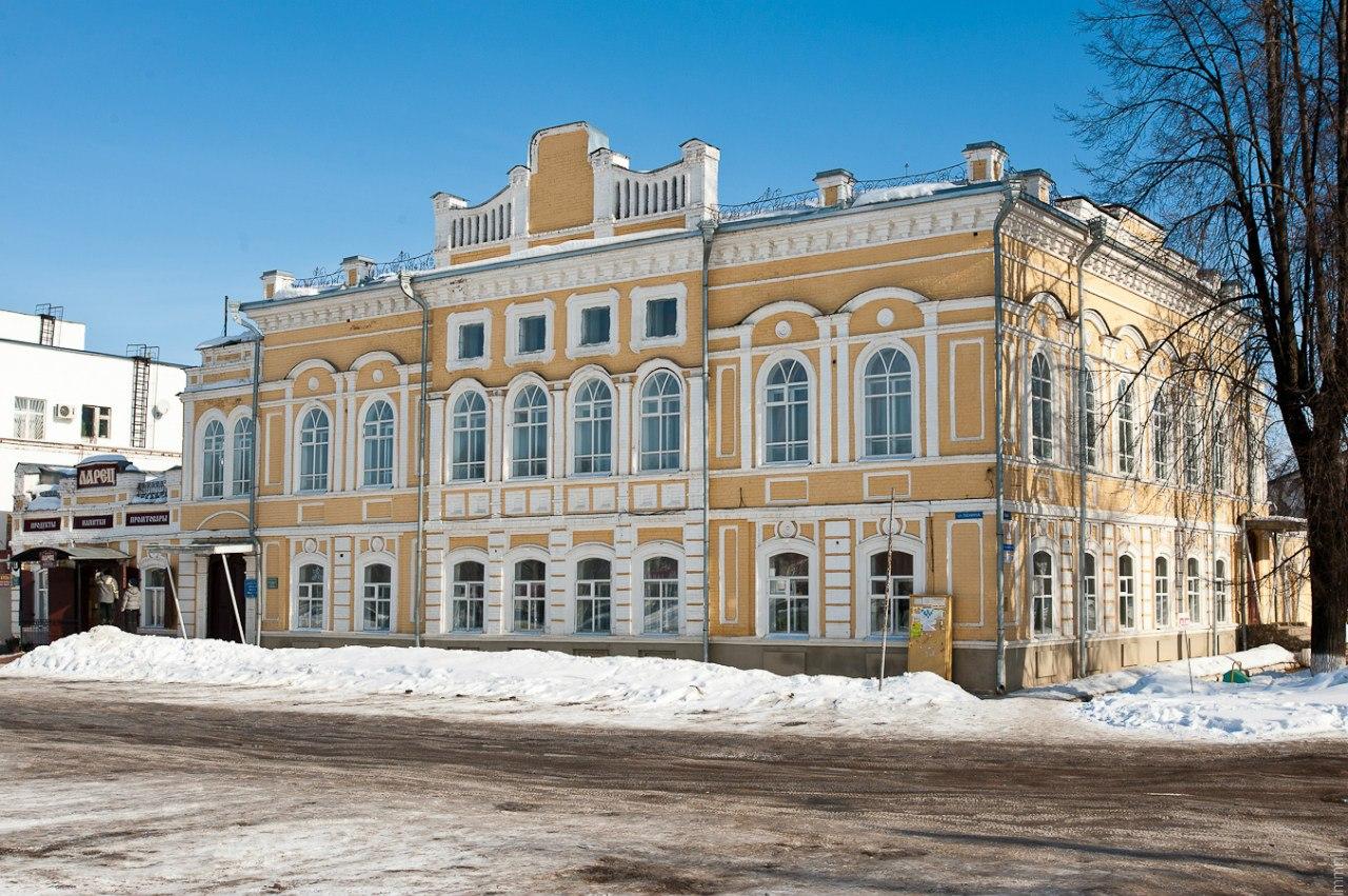 Особняк Осипова (1860), ныне Детская школа искусств