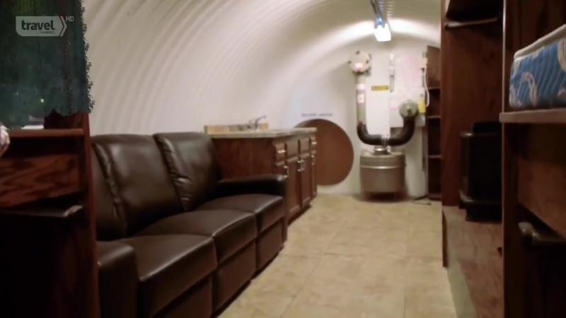 Удивительные (экстремальные) Бункеры - Extreme Survival Bunkers HD1080p