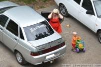 август  2012 - АвтоБлондиночка в Тольятти